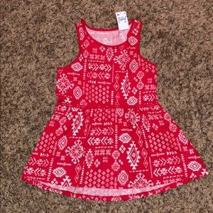 NWT Youth Girls Size 12 Tank Top from Justice